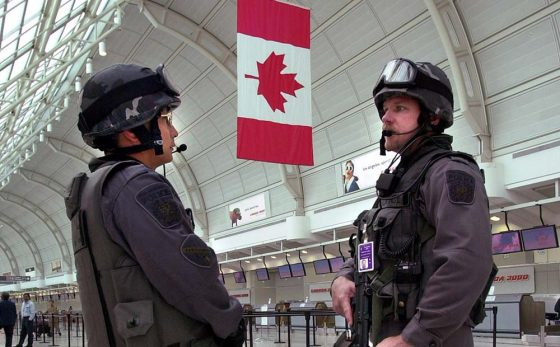 Canadian Police Ask Government To Postpone Marijuana Legalization