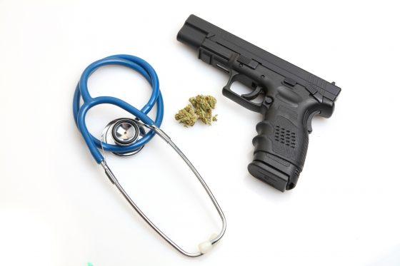 Hawaii Reviewing Policy Banning Guns For Medical Marijuana Users