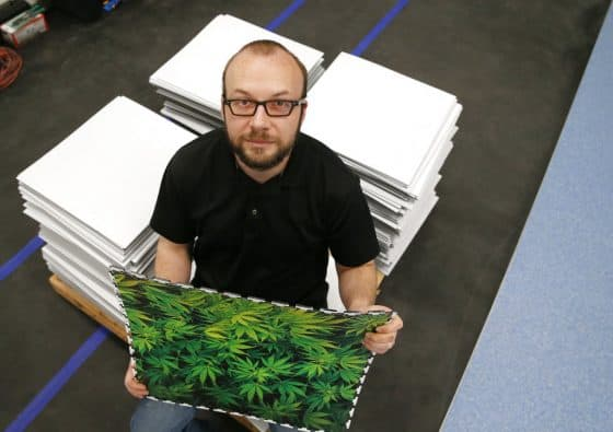 Marijuana Entrepreneurs Hope For Green In Reliably Red Texas