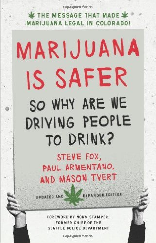 Marijuana is Safer – So Why are We Driving People to Drink?