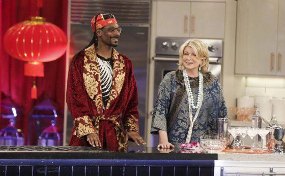 Martha Stewart's Transformation From Home Guru To Snoop's Weed Joke Homie