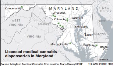 Maryland Medical Marijuana FAQ As Sales Start: Where To Buy, Products, Doctors And More
