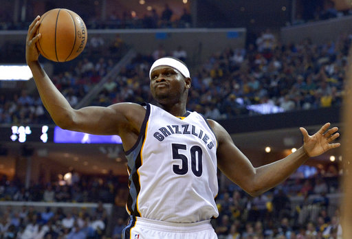 NBA's Zach Randolph Avoids Felony Charge, Gets Community Service After Possession Arrest