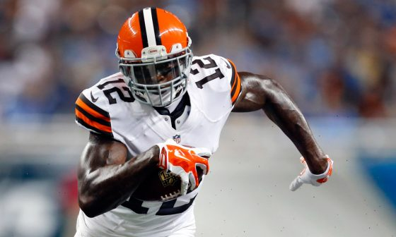 NFL-er Josh Gordon Says He Made $10,000 A Month Selling Weed In College