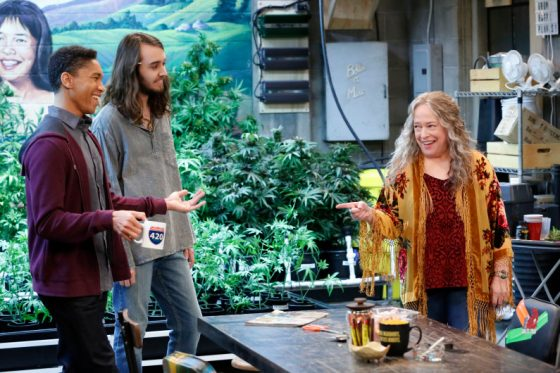 Review Of Netflix's 'Disjointed,' With Kathy Bates As MMJ Store Owner