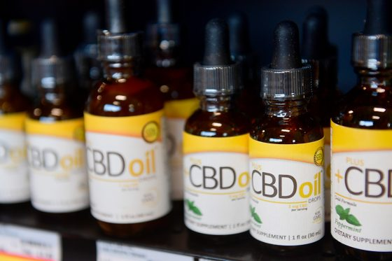 Rush On At Indiana Shops To Snatch Up CBD Oil Products Before They're Pulled