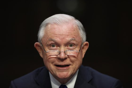 Sessions, In Unearthed Video, Mocks Intern Who Questions His Stance On Marijuana
