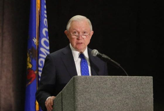 """Sessions: """"We Must Create And Foster A Culture That's Hostile To Drug Use"""""""