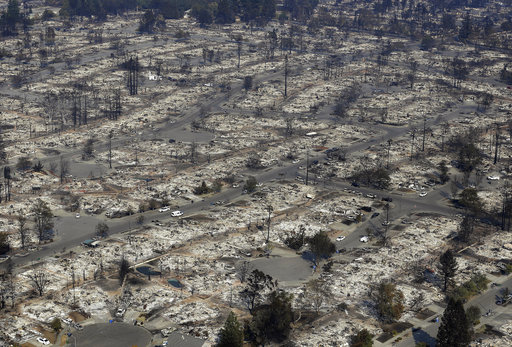 Some Cannabis Farmers Could Be Wiped Out By California Fires