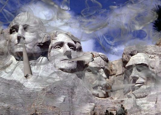 The Mount Rushmore Of Marijuana: Our Cannabis Critic's Favorite Strains