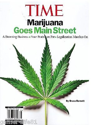 TIME: Marijuana Goes Main Street