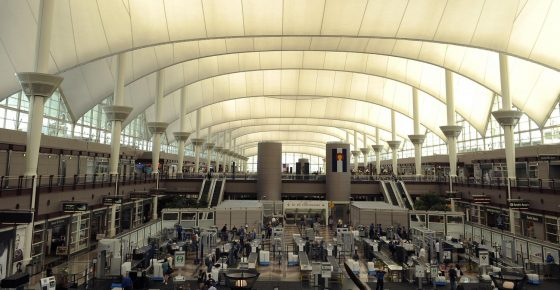 Vape Pen Sparks Mini Fire In Security Line At DIA, Forcing Evacuation