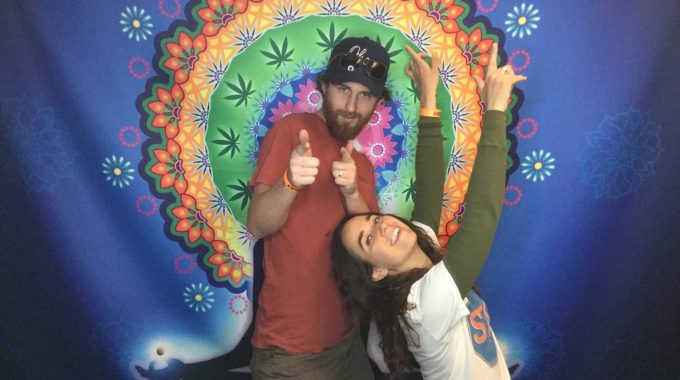 Medamints Photo Booth @ Colorado 420 Fest!