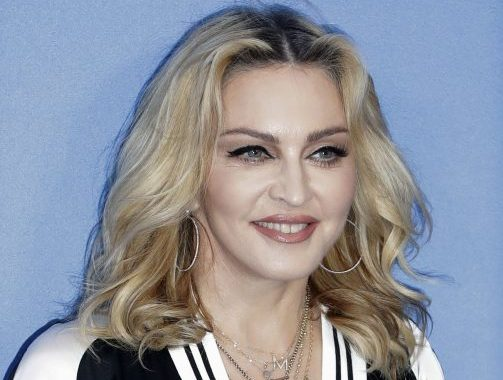 Madonna Stands By Son Rocco Ritchie After Reported London Marijuana Arrest