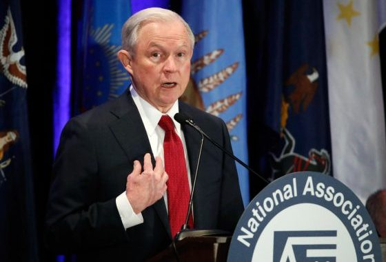 """Jeff Sessions To AGs: """"We Don't Need To Be Legalizing Marijuana"""""""