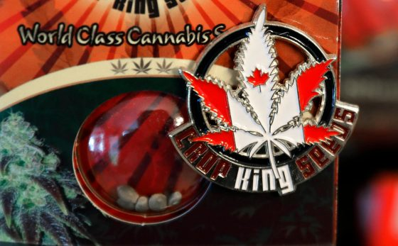 Canada Set To Become Largest Country With Legal Marijuana Sales