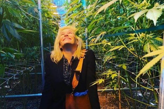 Chelsea Handler Announces Her Own Marijuana Brand On Instagram