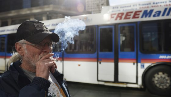 Denver Looks To Ban Vaping And Smoking In Downtown Open-air Mall