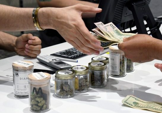 Denver Marijuana Sales Reach Record High Of $587 Million, Sales Across State Continue To Rise