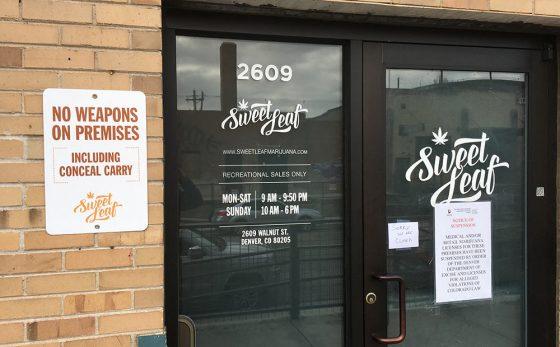 Denver Police Raid Multiple Licensed Marijuana Stores