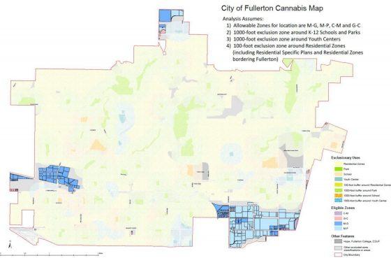 Fullerton Council Defers Vote On Marijuana Shop Law