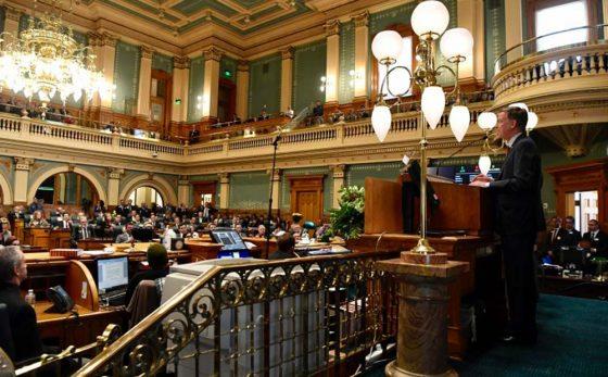 Colorado Budget: Gov Wants $6M To Enforce Marijuana Laws, Use Pot Taxes To Fight Homelessness