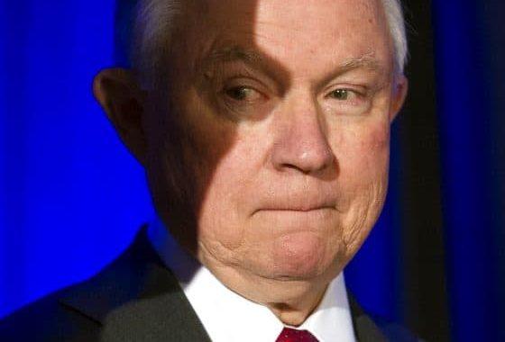 Jeff Sessions Blames Colorado Senator For Stalling GOP Over Federal Marijuana Laws