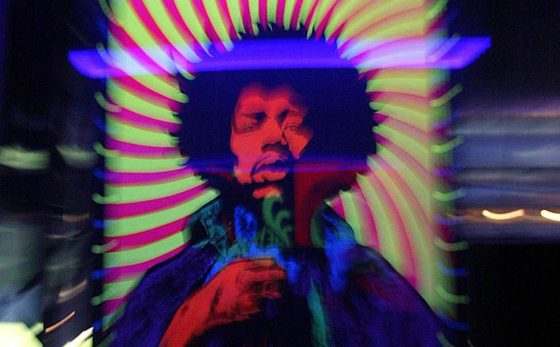 Jimi Hendrix's Heirs Wage Court Battle Over Branded Cannabis Products