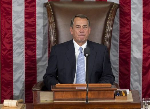 John Boehner Was A Longtime Opponent Of Marijuana Reform. Here's What Changed His Mind.