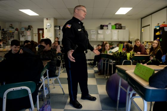 Marijuana Is Legal, But D.A.R.E. Sticks To Its Old-school Approach