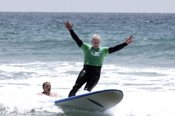 Navy Spending $1 Million To Investigate Surfing As A Way To Counteract PTSD