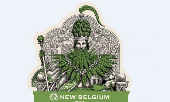 New Belgium's New Hemp Beer Is On Tap Now. Except In Kansas. Here's Why.