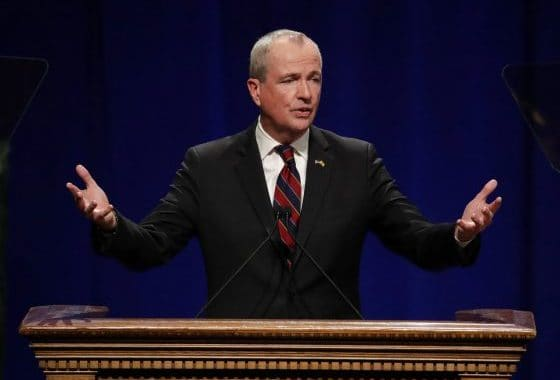 New Jersey Governor Calls For Recreational Marijuana Legalization, Higher Taxes For Schools
