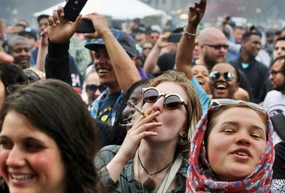 Support For Marijuana Legalization Surging, Unless You Are Over 65 Or Republican