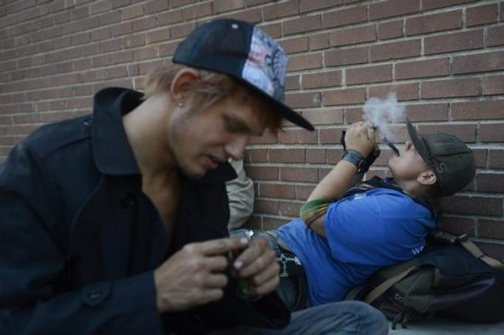 Police Chief Says Homeless People Are Coming To Colorado To Get Marijuana