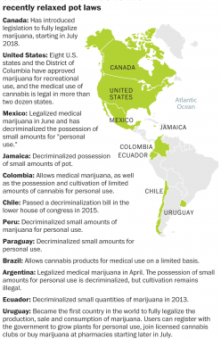 Inside Story On Uruguay, Where The Government Is Your Weed Dealer